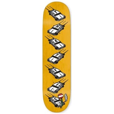 Traffic Skateboards Fender Bender Skateboard Deck - 8.5""