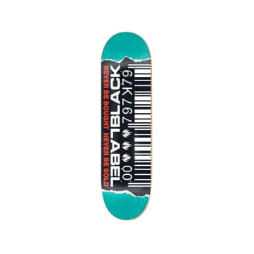 Black Label Barcode RIPPED Deck (8.8)