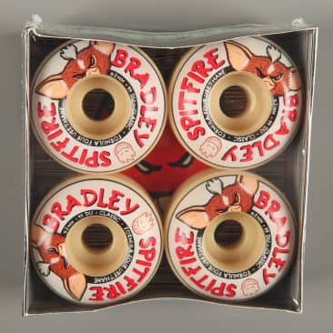 Spitfire 'Formula Four Kevin Bradley Before Midnight' Classic 52mm 99D Wheels