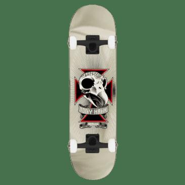 Birdhouse Tony Hawk Skull Complete Chrome 7.75