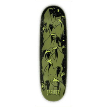 "Creature - John Gardner Ghosts Deck (8.84"")"