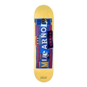 Isle Mike Arnold Pub Series Skateboard Deck - 8.5""