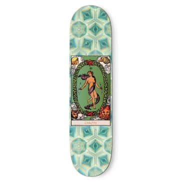 The Killing Floor Lance Chapin The World Deck - 8.38""