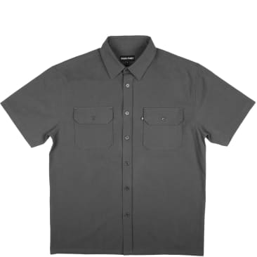 Pass~Port Workers Shirt - Tar