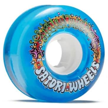 Satori - Little Nuggz Cruiser Wheel 78a 54mm (Blue)