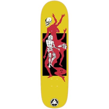 Welcome Skateboards 'The Magician' Deck - 8.5''
