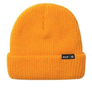 HUF Essential Usual Beanie - Electric Orange