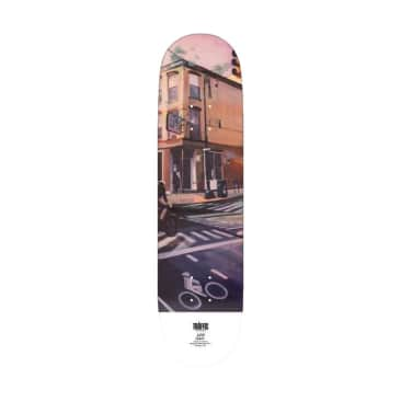 Traffic Driggs and Manhattan Ave Matchless Deck 8