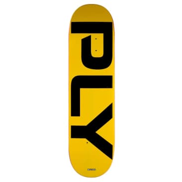 "Quasi Skateboards - Ply 2 Deck 8.375"" Wide"