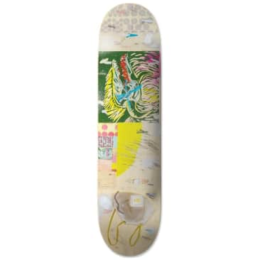 "UMA Landsleds Bovo Covo Skateboard Deck - 8.25"""
