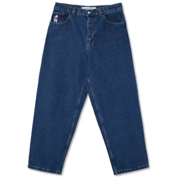 Polar Skate Co Big Boy Jeans - Dark Blue