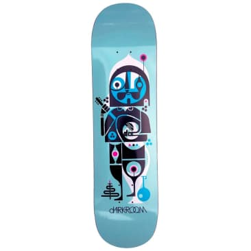 "Darkroom Skateboards - Soloist Deck 8.125"" Wide"