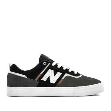 New Balance Numeric 306 Shoes - Grey / Black