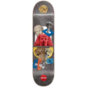 "Almost Skateboards - 8.5"" Relics Youness Amrani Pro Deck (Black)"