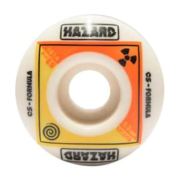Madness Hazard Bio CS Skateboard Wheels - 53mm