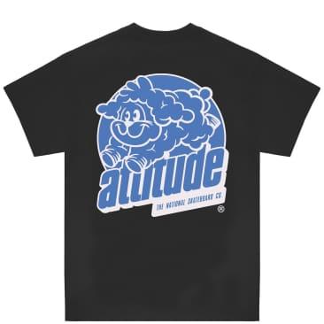 The National Skateboard Co Attitude T-Shirt - Black