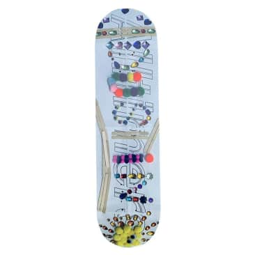 Alltimers Crafts Dustin Skateboard Deck - 8.5""