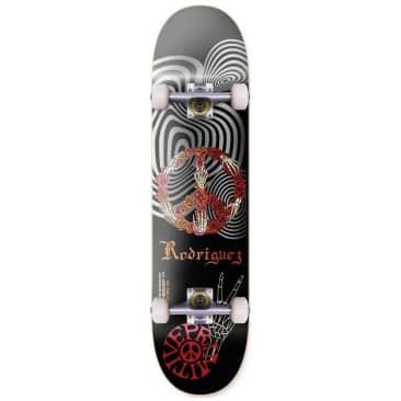 "Primitive Rodriguez GFL Complete Skateboard - 7.75"""