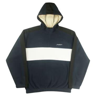 Yardsale Fleece Halfzip - Navy