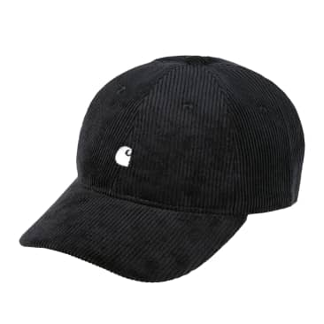Carhartt WIP Harlem Cap - Black / Wax