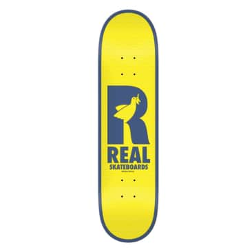 """Real Skateboards Renewal Doves Yellow 8.38"""""""