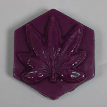 Ganj Wax 'Pomegranate Scent' Large Wax (Pomegranate Scent)