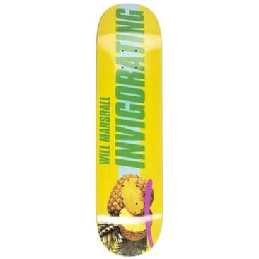 """Alltimers Invigorating Will Skateboard Deck - 8.1"""""""