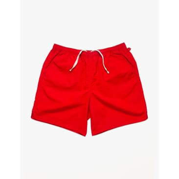 Victoria HK Shorts Nylon Baggies Red