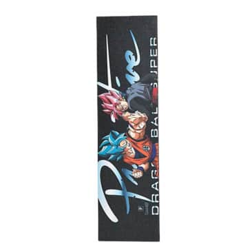Primitive Skateboarding X Dragon Ball Super Goku Versus Black Griptape - Black