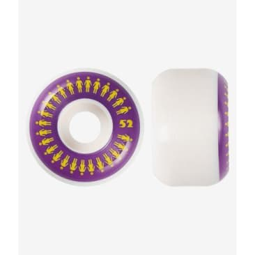 Girl Repeater Conical Wheels 99A - 52mm
