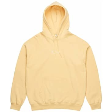 Polar Skate Co Default Hoodie - Light Yellow