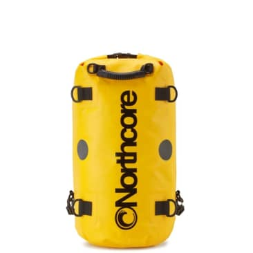 Northcore - Northcore 30L Dry Bag Backpack | Ultimate Wetsuit Dry Bag Yellow