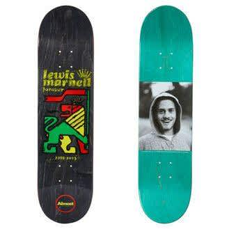 Almost Lewis Marnell Rasta Lion 8.0
