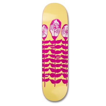 Uma Abnormal Growth Maite Deck 8.25""
