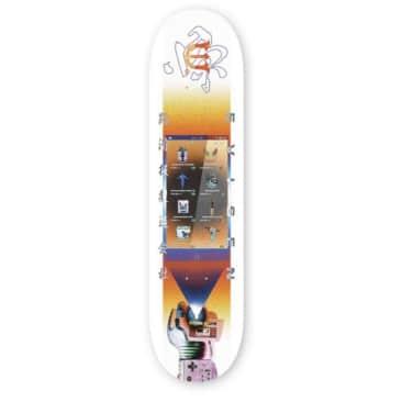 "Evisen Skateboards Team Deck 8.38"""