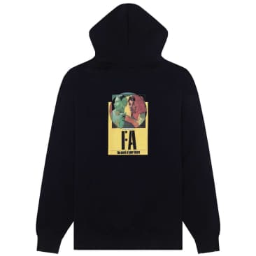 Fucking Awesome Novel Of Your Future Hoodie - Black