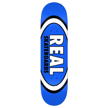 "Real | 8.5"" Classic Oval – Blue"