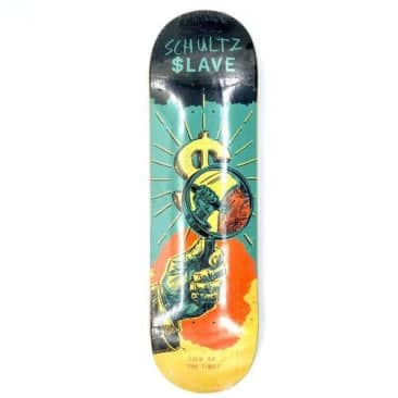 Slave Schultz Sign of the Times Deck (8.88)