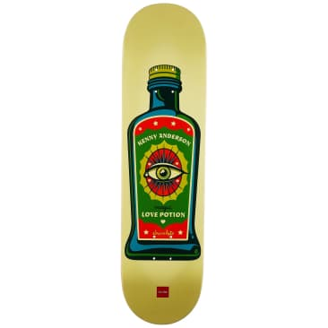 Chocolate Anderson Hecox Essentials Couch Deck (8.25)