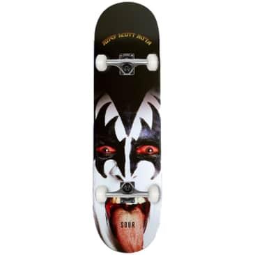 "Sour Solution - Josef - Piss - Complete Skateboard - 8"""