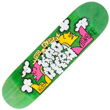 "Krooked Barbee Clouds deck (8.25"")"