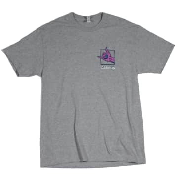 Campus X French Collaboration T-shirt - Grey