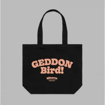 Minerva - GEDDON Bird! Shoulder Tote bag (Pre-Order)