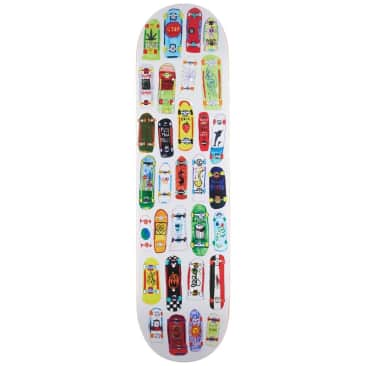 Skate Mental - Koston Board Collage Deck