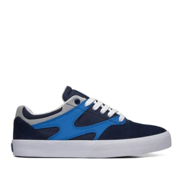 DC Kalis Vulc S Will Marshall Skate Shoes - Navy