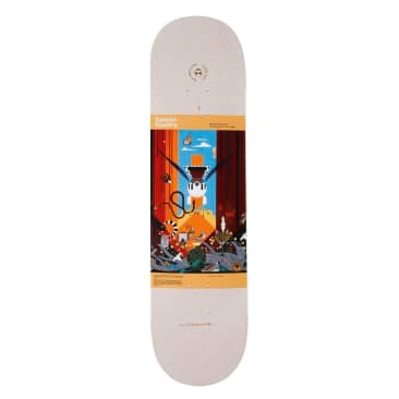 Habitat Harper Canyon Country Skateboard Deck - 8.25""