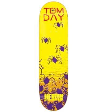 "Heroin | 8.5"" Tom Day – Giallo Deck"