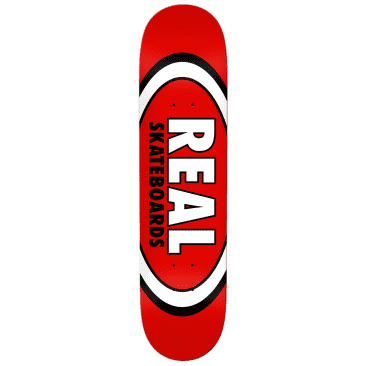 """Real Classic Oval Deck 8.12"""""""