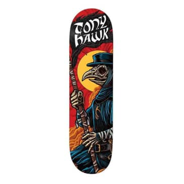"Birdhouse Hawk Plague 8"" Deck"