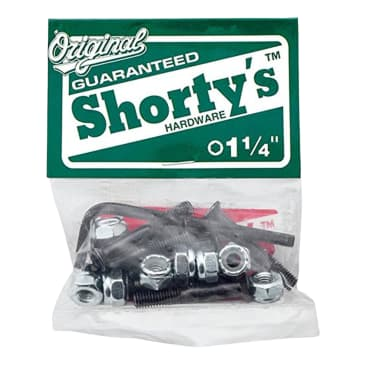 "Shorty's Hardware 1 1/4"" Allen"